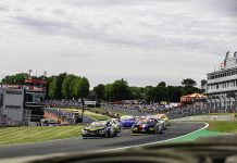 Officials have made the call to cancel the 2020 edition of American Speedfest at Brands Hatch.