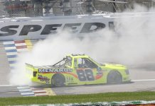 Crafton Snaps Truck Series