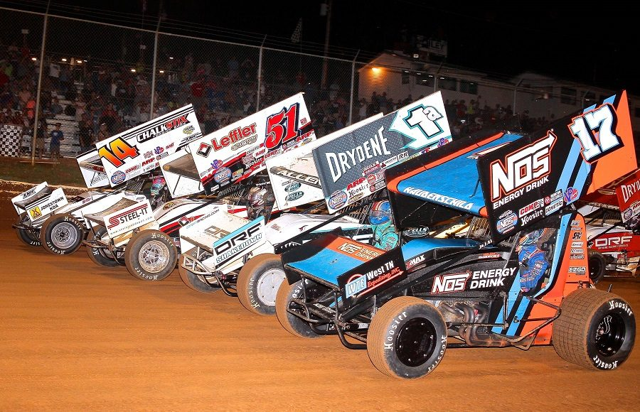PHOTOS: World Of Outlaws Gettysburg