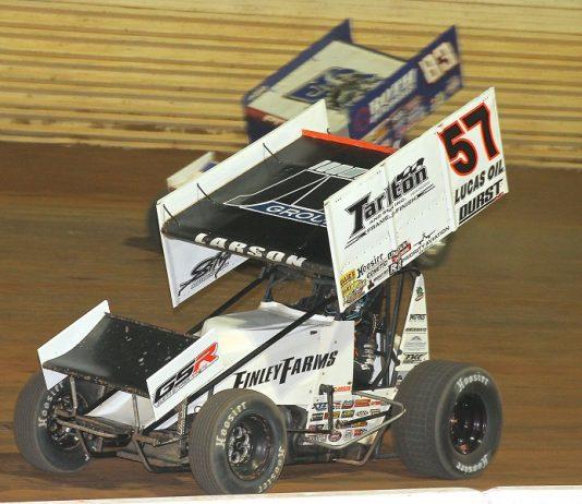 Larson Extends National
