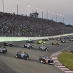 The NTT IndyCar Series will compete in doubleheaders at Gateway Motorsports Park (pictured), the Mid-Ohio Sports Car Course and the Indianapolis Motor Speedway Road Course. (IndyCar Photo)