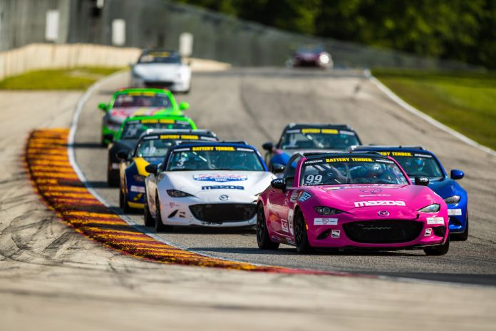 Officials from the Battery Tender Global Mazda MX-5 Cup have announced a revised schedule.