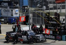 NASCAR Modifies Pit