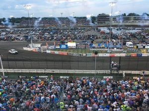 COVID-19 restrictions made it impossible for the Knoxville Nationals to go on as planned this year.