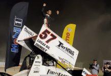 Larson Strengthens His National