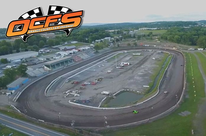 Orange County Fair Speedway has canceled its Aug. 1 event due to COVID-19 restrictions in the state of New York.
