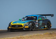 Simon Gregg claimed the pole for Sunday's Trans-Am Series West Coast Championship opener at California's Thunderhill Raceway Park.