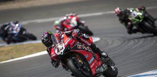 Scott Redding won his second World Superbike event in as many days Sunday at Circuito de Jerez – Angel Nieto. (Ducati Photo)