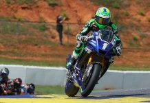 Cameron Beaubier rode to another dominant victory Sunday at Road Atlanta. (Brian J. Nelson Photo)