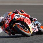 Marc Marquez has undergone a second surgery on his right humerus. (Honda Photo)