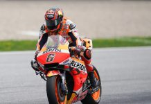 Stefan Bradl will ride in place of the injured Marc Marquez this weekend in the Czech Republic. (Honda Photo)