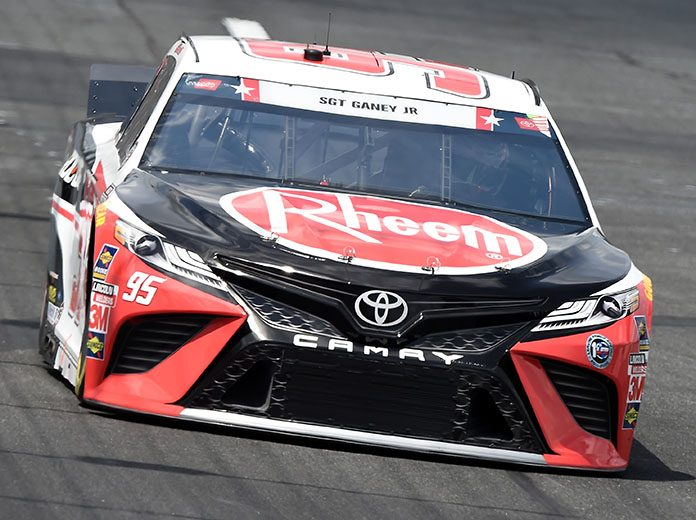 Leavine Family Racing has been sold to a new owner. (Jared C. Tilton/Getty Images)