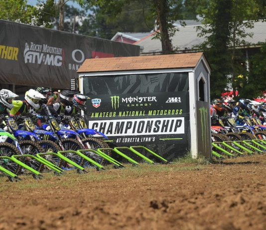 The AMA national championship races began on Tuesday. (Ken Hill photo)