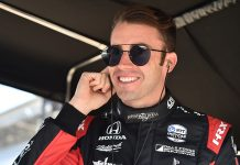 Rick Ware Racing is teaming with Dale Coyne Racing to field James Davison in an attempt to qualify for the Indianapolis 500 later this month. (IndyCar Photo)