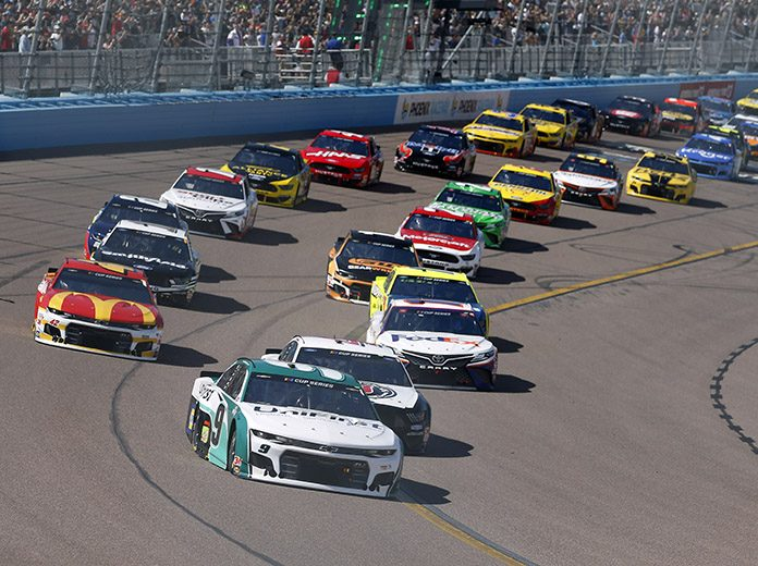 Phoenix Raceway is still scheduled to host the season finales for each of NASCAR's three national divisions. (HHP/Andrew Coppley Photo)