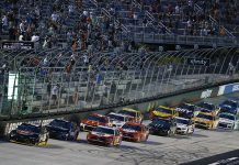 NASCAR has announced the choose rule will be utilized during a major of events going forward. (HHP/Chris Owens Photo)