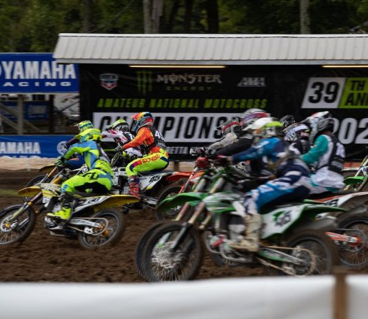 The Monster Energy AMA Amateur National Motocross Championship powered on Thursday at Loretta Lynn's Ranch. (Derek Garcia photo)