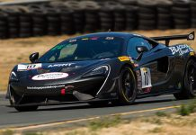 Michael Cooper raced to his second victory in as many days at Sonoma Raceway on Saturday.