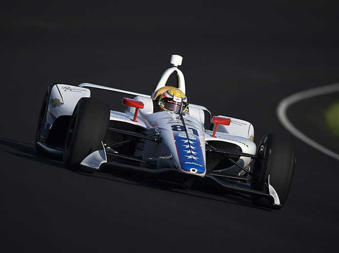 DragonSpeed and driver Ben Hanley have become the 33rd pairing to enter the Indianapolis 500. (IndyCar Photo)