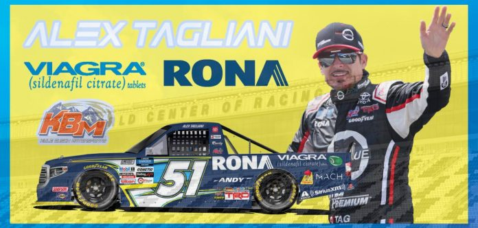 Alex Tagliani has joined Kyle Busch Motorsports for the upcoming NASCAR Gander RV & Outdoors Truck Series event at the Daytona Road Course.