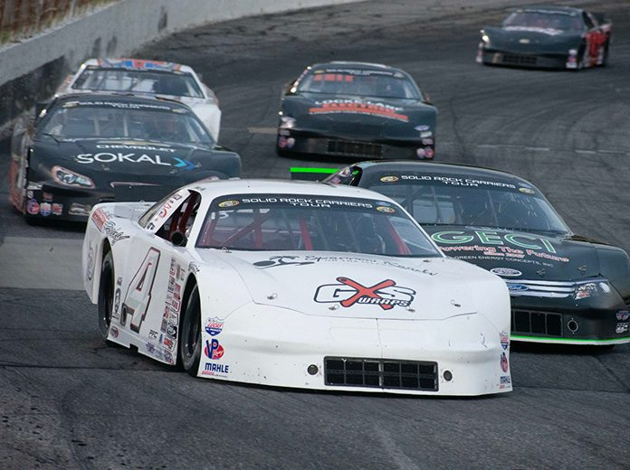 The Solid Rock Carriers CARS Tour will compete at Franklin County Speedway on Aug. 22.