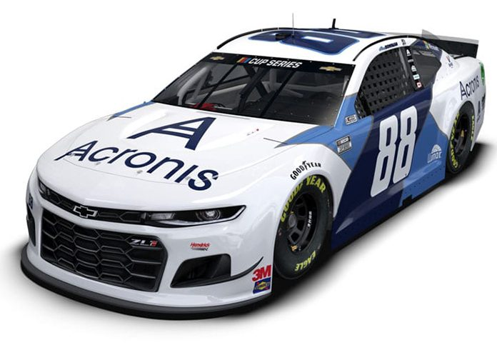 Acronis has partnered with Hendrick Motorsports in a multi-year agreement.
