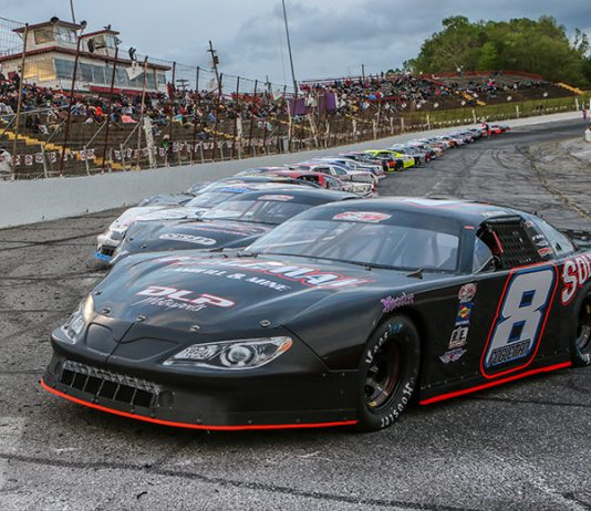 PASS will return to Hickory Motor Speedway for not one, but two Easter Bunny 150 events on Easter Weekend in 2021. (Adam Fenwick Photo)