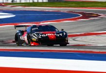 SRO America has announced plans to race at Circuit of the Americas on Sept. 17-20.