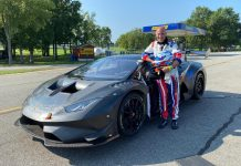 TPC Racing and driver Tom Kerr are entering the IMSA Lamborghini Super Trofeo North America championship.