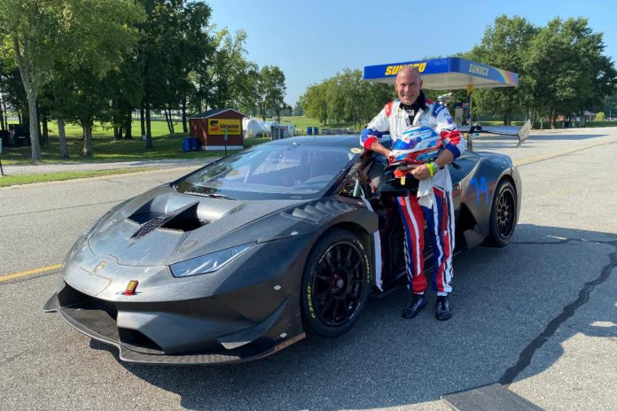 TPC Racing and driver Tom Kerr are entering the IMSA Lamborghini Super Trofeo North America championship.