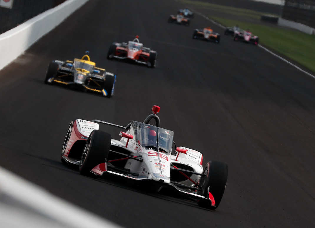 Andretti Autosport Starts Strong At Indy