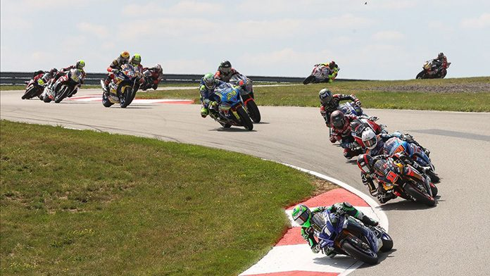 The Indianapolis and Laguna Seca rounds of the 2020 MotoAmerica Series will feature three Superbike races to make up for the cancellation of the COTA round. (Brian J. Nelson Photo)