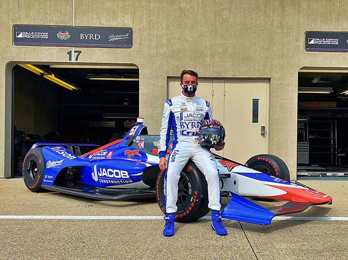 Dale Coyne Racing with Rick Ware Racing, BYRD & Belardi have revealed the livery of James Davison's Indy 500 car.