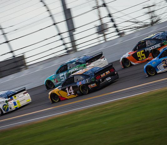 The Daytona Road Course is likely to be among the most chaotic NASCAR Cup Series races of the season. (HHP/Chris Owens Photo)