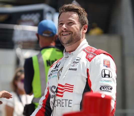 Marco Andretti at Indy 2020 (IndyCar Photo)