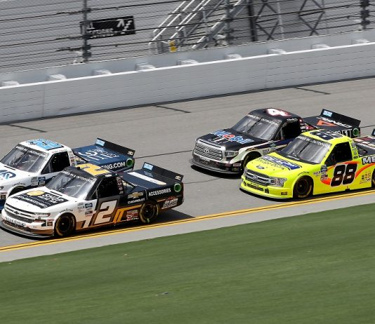PHOTOS: Truck Series Sunoco