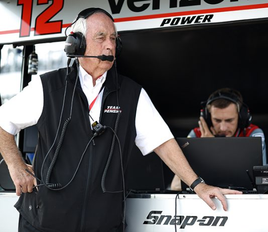 Roger Penske will give the command to start engines prior to the 104th Indianapolis 500 on Sunday. (IndyCar Photo)