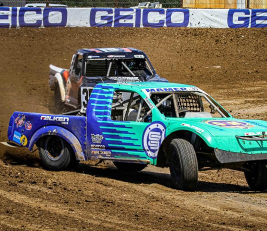 Cole Mamer raced to the Pro Lite victory on Saturday at the 3rd annual Lucas Oil Off Road Shootout at Lucas Oil Speedway. Action concludes on Sunday. (GS Stanek Racing Photography)