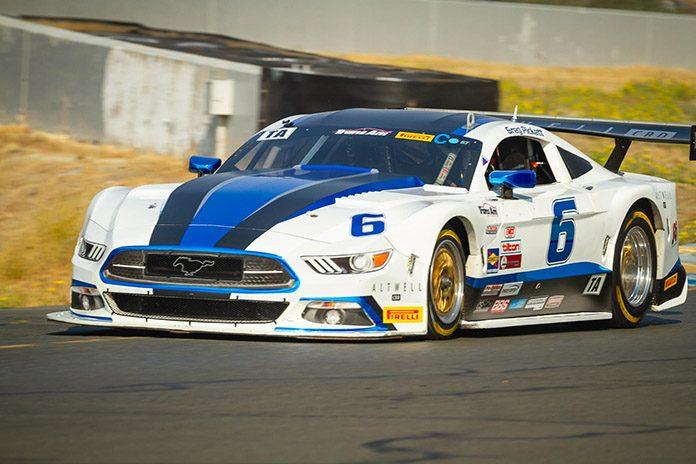 Greg Pickett topped Trans-Am Presented by Pirelli West Coast Championship qualifying Saturday at Sonoma Raceway.