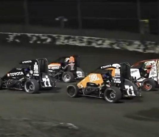 VIDEO: Macon POWRi Scramble