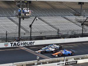 Takuma Sato Wins Indy