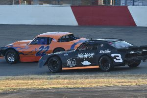All American Speedway will host twin features this weekend. (Don Thompson Photo)