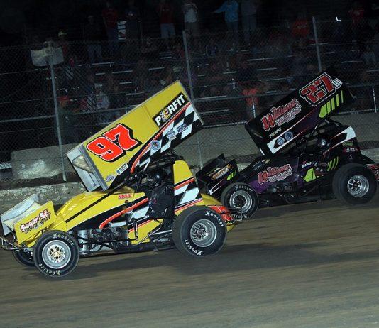 PHOTOS: Great Lakes Sprints