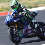 Monster Energy Attack Performance Yamaha's Cameron Beaubier was the fastest of the fast on the opening day of HONOS Superbike qualifying at the Ridge Motorsports Park. (Brian J. Nelson Photo)