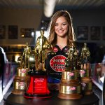 Megan Meyer, the reigning NHRA Top Alcohol Dragster champion, is stepping away from the division at the end of the season.