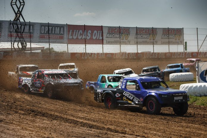 The remainder of the Lucas Oil Off Road Racing Series schedule has been condensed into two tripleheader weekends. (LOORRS Photo)