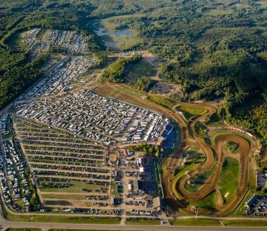 Crandon Int'l Raceway. (CIR photo)