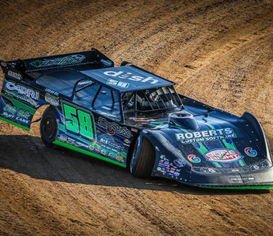 Jeremiah Hurst leads the Lucas Oil MLRA Rookie of the Year standings entering Saturday's Ron Jenkins Memorial Presented by Rugged Radios. (GS Stanek Racing Photography)