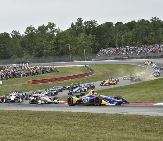 The NTT IndyCar Series will race on Sept. 12-13 at the Mid-Ohio Sports Car Course. (IndyCar Photo)