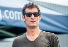 Mark Webber Joins